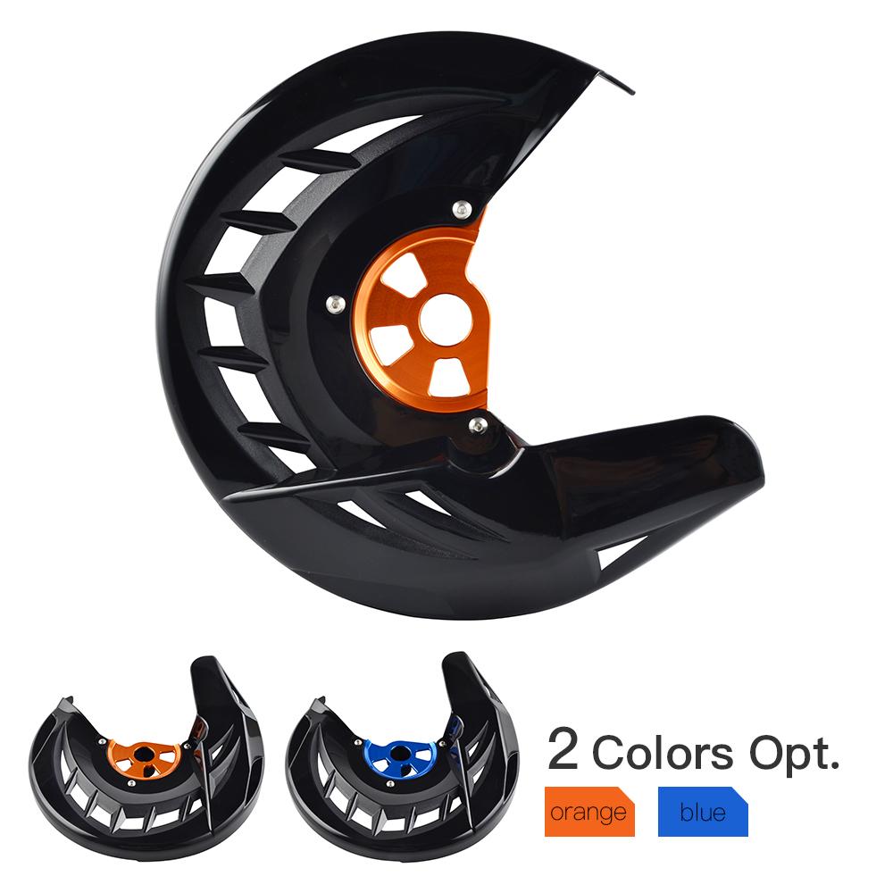 NICECNC Orange X-Brake Front Disc Rotor Guard Cover Replace KTM 125-530 SX//SX-F//XC//XC-F 2003-2014 EXC//EXC-F 2003-2015 TC//FC 125-450 2014 TE//FE 125-501 2014-2015