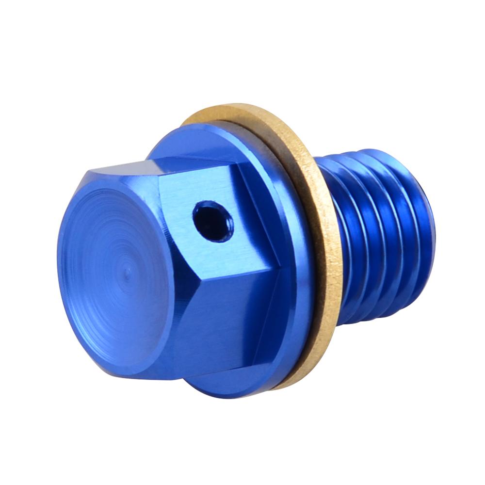 Nicecnc Oil Drain Plug Bolt Aluminum For Polaris Rzr 900